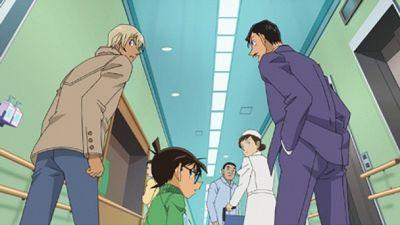 Season 24, Episode 08 Kaito Kid VS Makoto Kyogoku (Part 2)