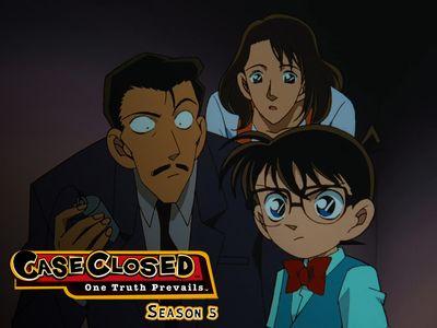 Season 05, Episode 03 The Great Detective Club Pursuit Case