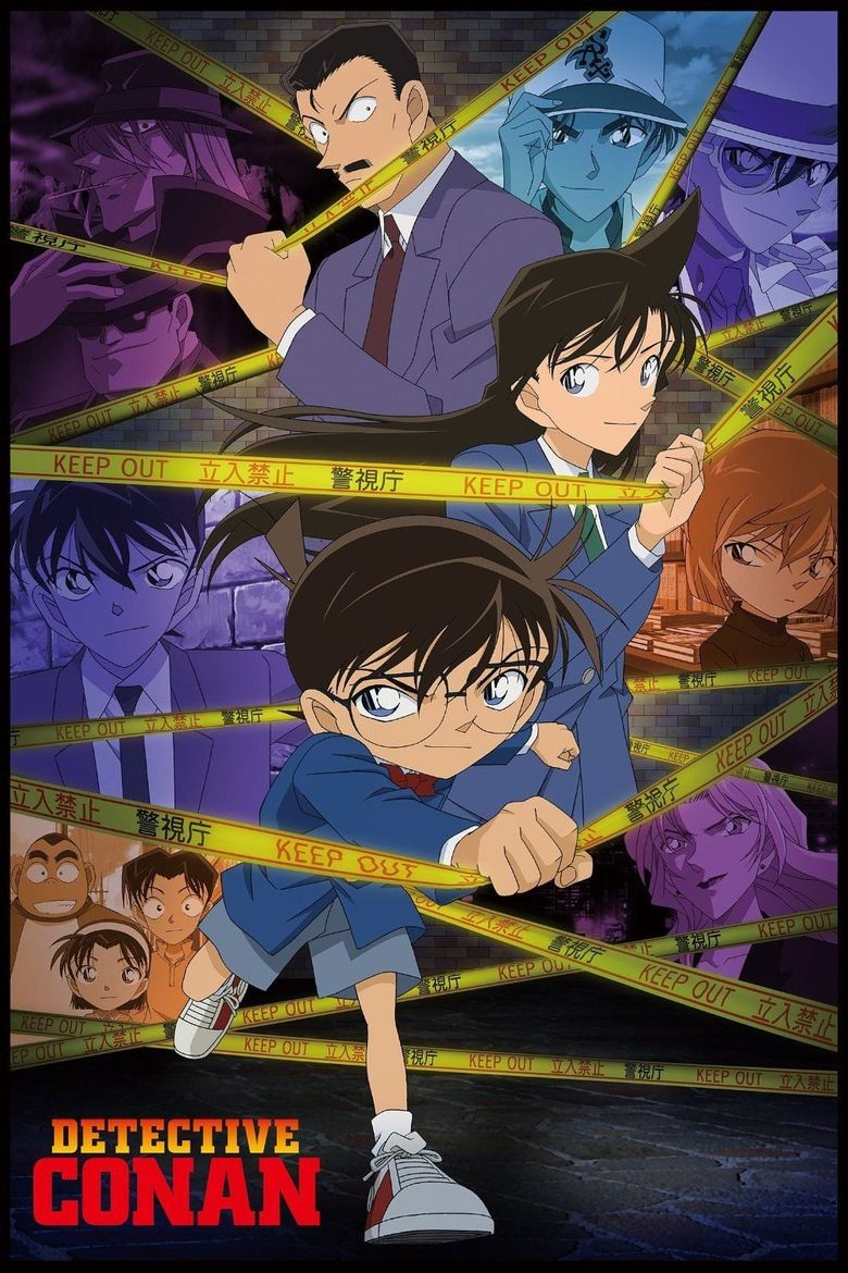 Case Closed Watch Episodes On Netflix Hulu Crunchyroll