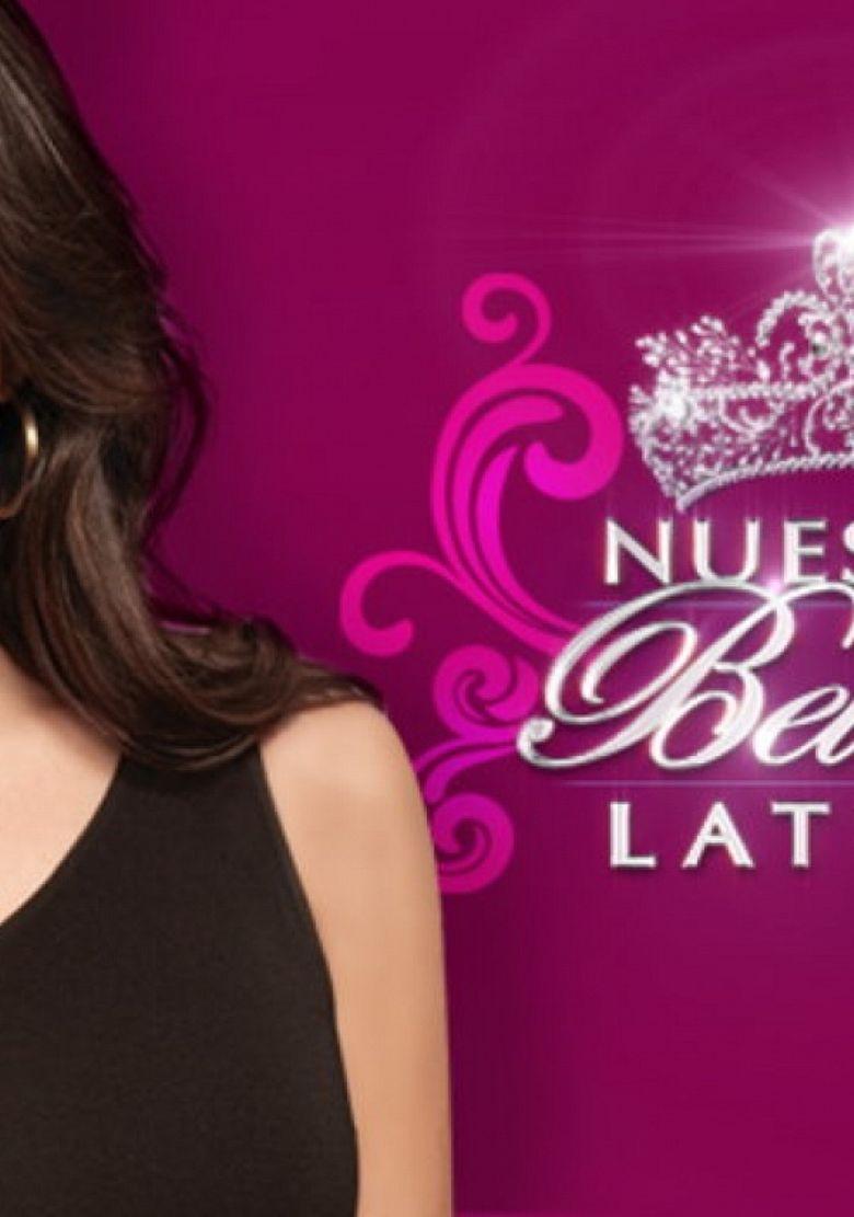 Nuestra Belleza Latina Poster