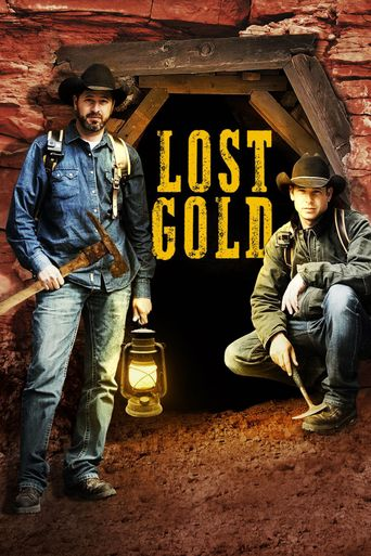 Lost Gold Poster