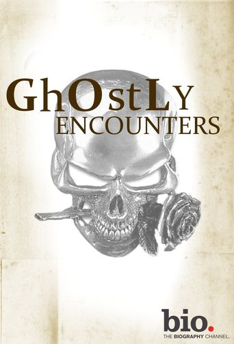 Ghostly Encounters Poster