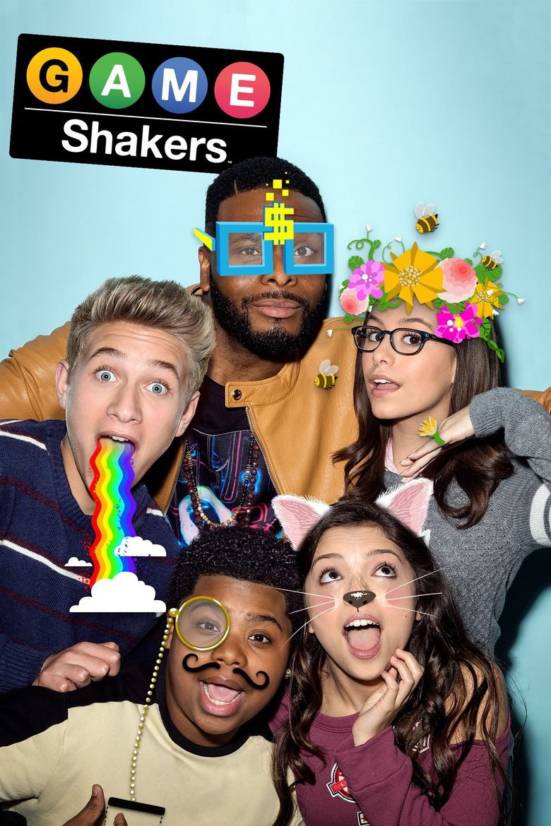 Game Shakers Poster