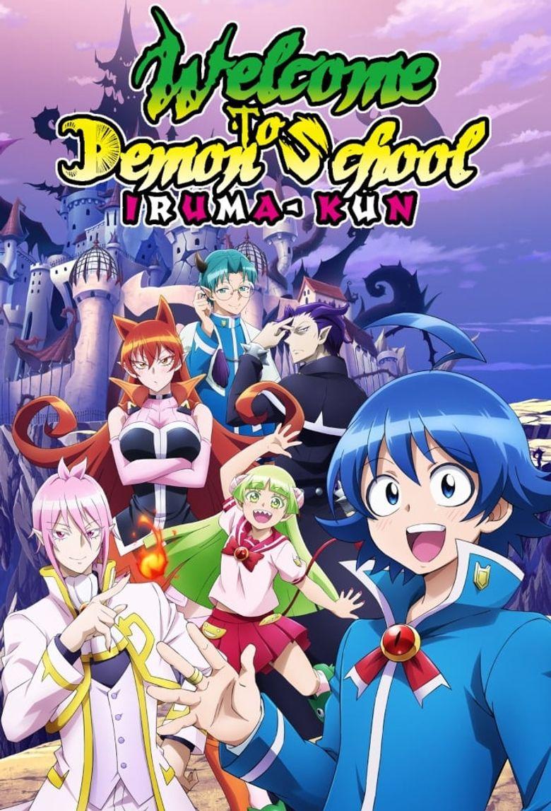 Welcome to Demon-School, Iruma-kun Poster
