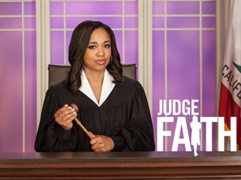 Judge Faith Poster