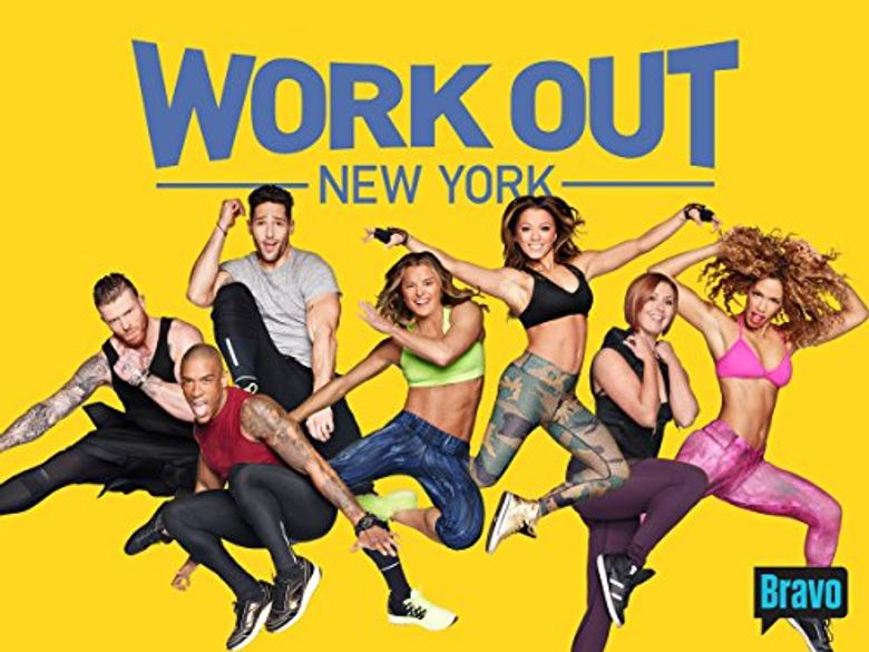Work Out New York Poster