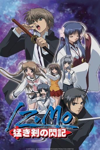 Izumo: Takeki Tsurugi no Senki Poster