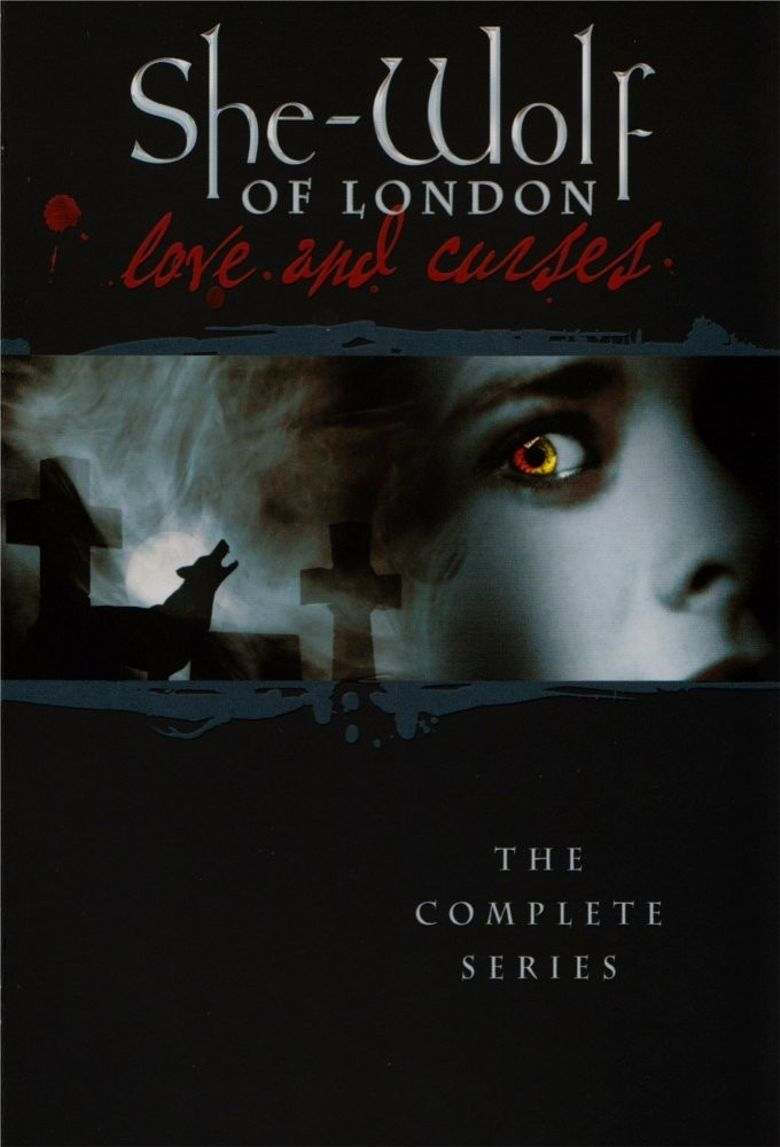 She-Wolf of London Poster