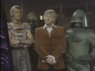 Season 09, Episode 07 The Curse of Peladon, Episode Three