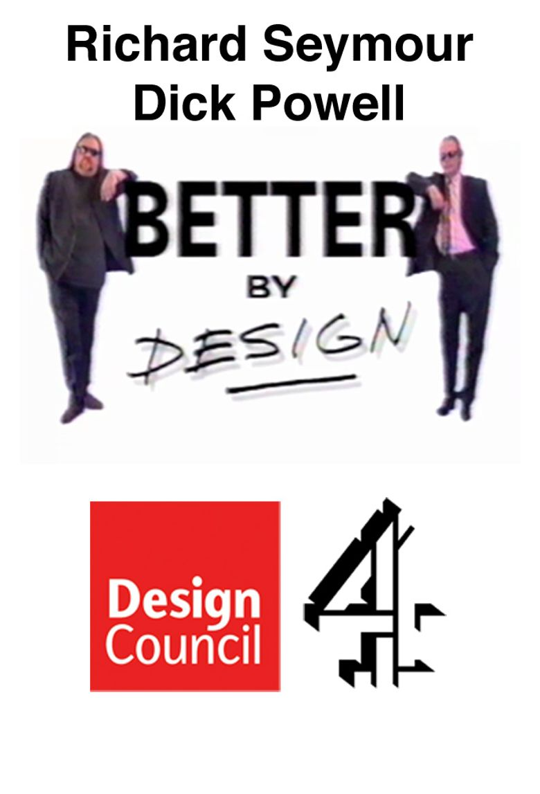 Better by Design with Richard Seymour and Dick Powell Poster