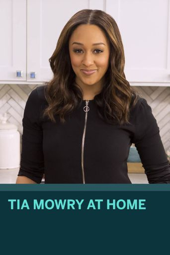 Tia Mowry at Home Poster