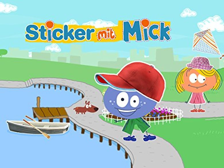 Stick with Mick Poster