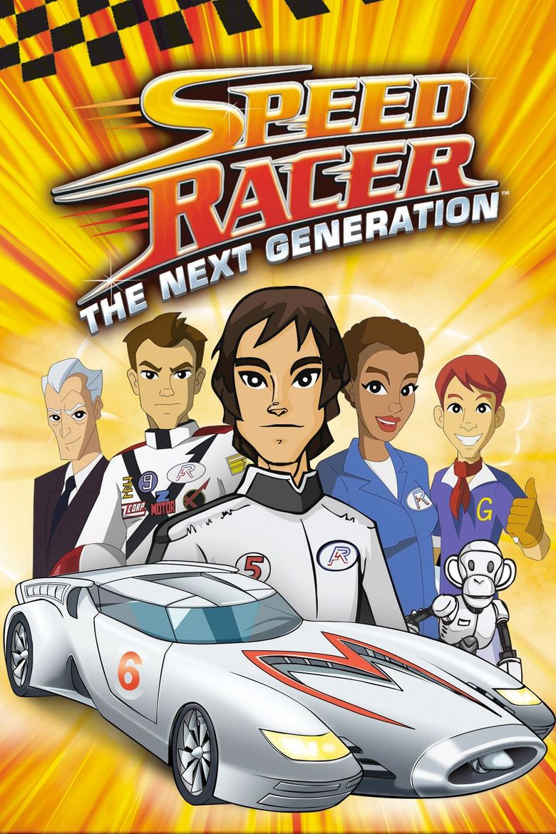 Speed Racer: The Next Generation Poster