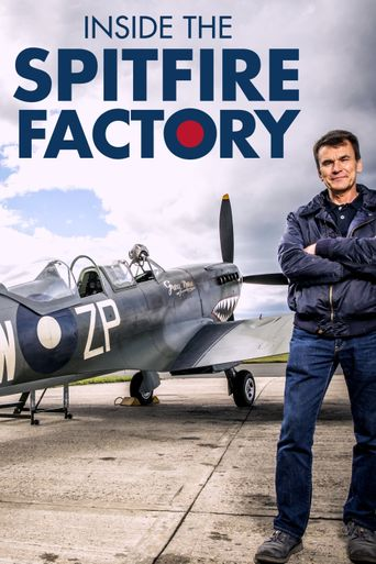 Inside the Spitfire Factory Poster