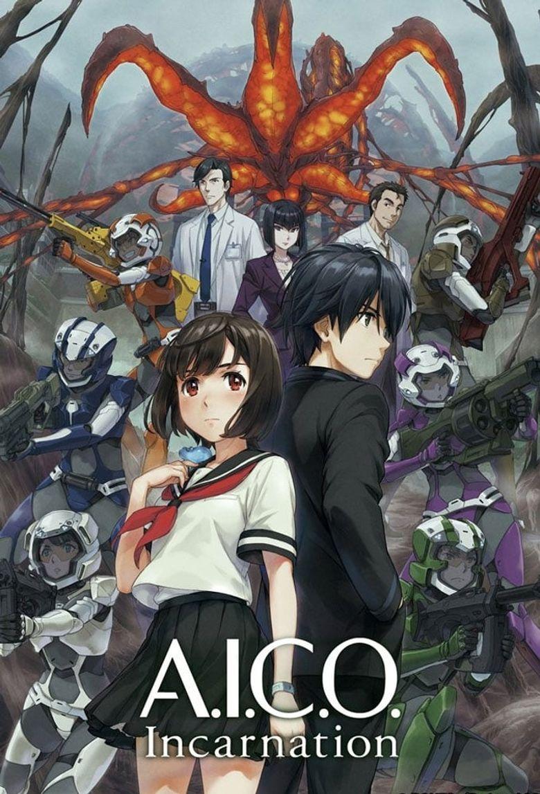 A.I.C.O. -Incarnation- Poster