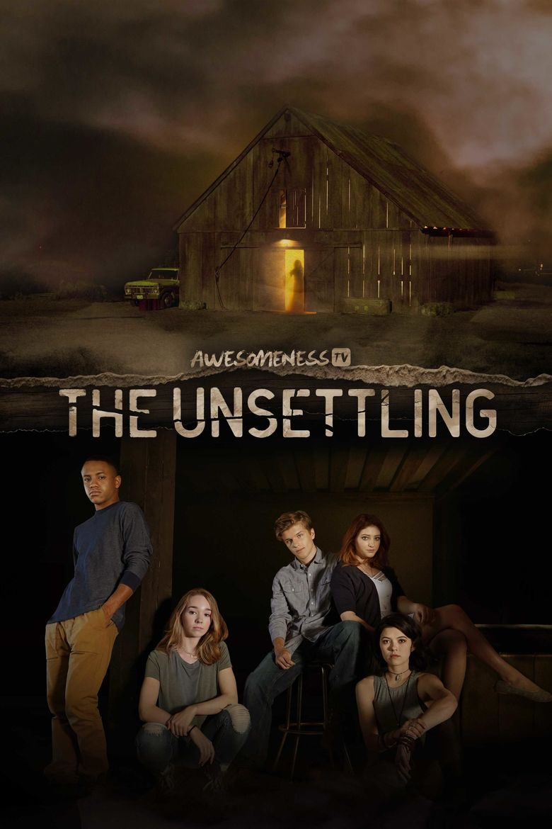 The Unsettling Poster