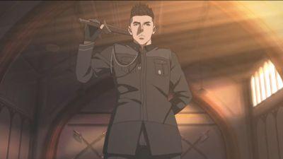 Season 01, Episode 03 Sword and Shield