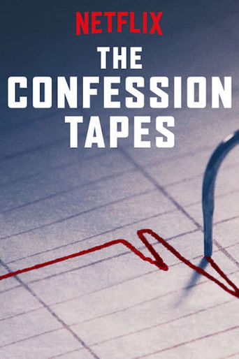 The Confession Tapes Poster
