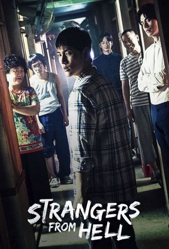 Strangers From Hell Poster