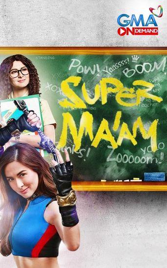 Super Ma'am Poster