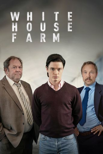White House Farm Poster