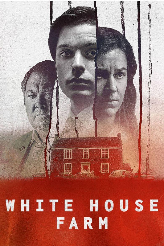White House Farm Poster