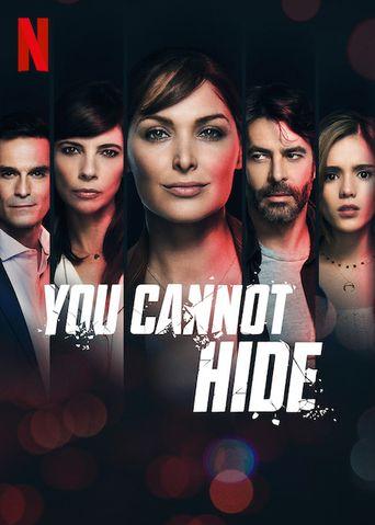 No te puedes esconder Poster