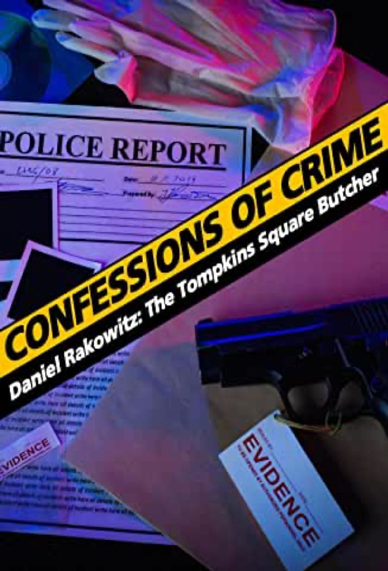 Confessions of Crime Poster