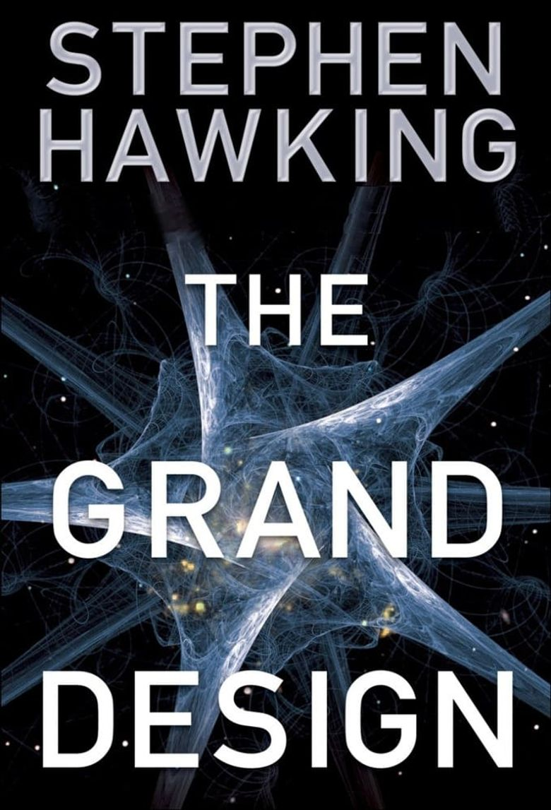 Stephen Hawking's Grand Design Poster