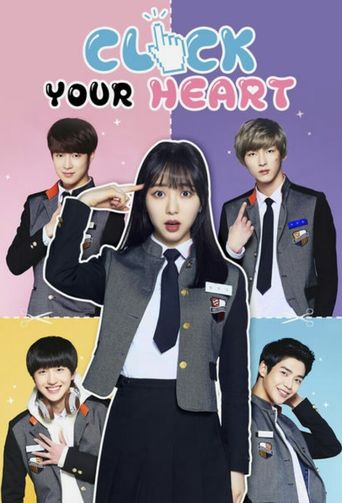 Click Your Heart Poster