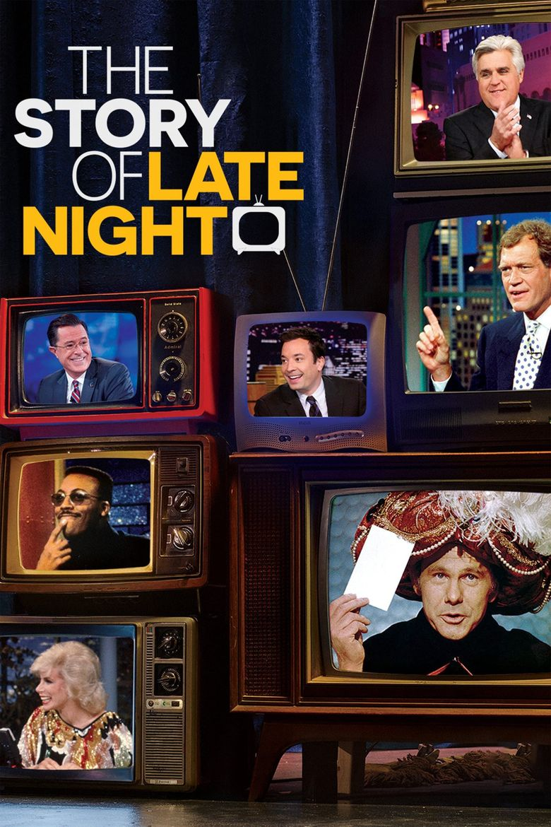 The Story of Late Night Poster