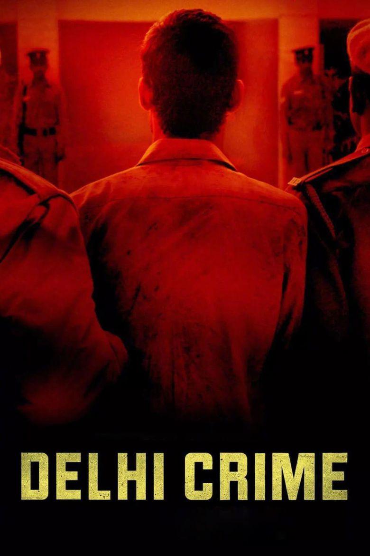 Delhi Crime Poster