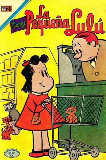 The Little Lulu Show Poster