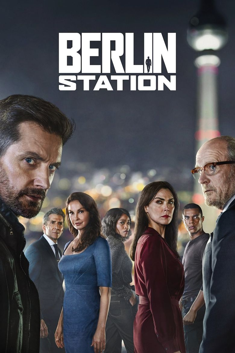 Berlin Station Poster
