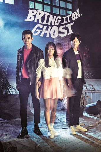 Bring It On, Ghost Poster