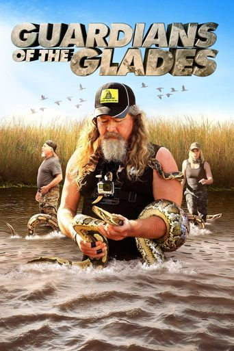 Guardians of the Glades Poster