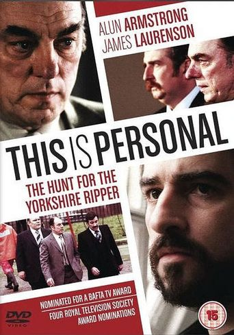This Is Personal: The Hunt for the Yorkshire Ripper Poster