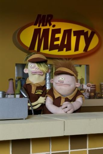 Mr. Meaty Poster
