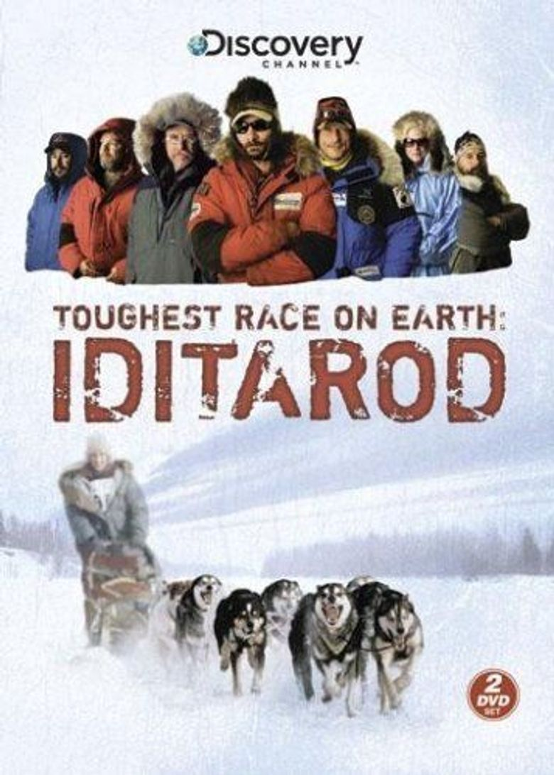 Iditarod: Toughest Race on Earth Poster