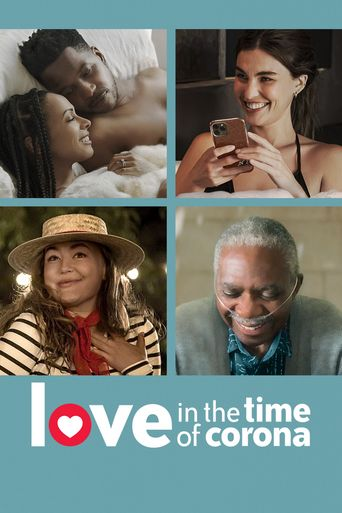 Love in the Time of Corona Poster
