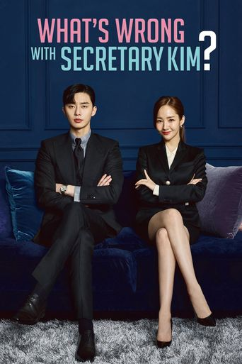 What's Wrong with Secretary Kim Poster