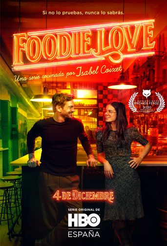 Foodie Love Poster