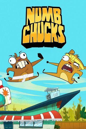 Numb Chucks Poster