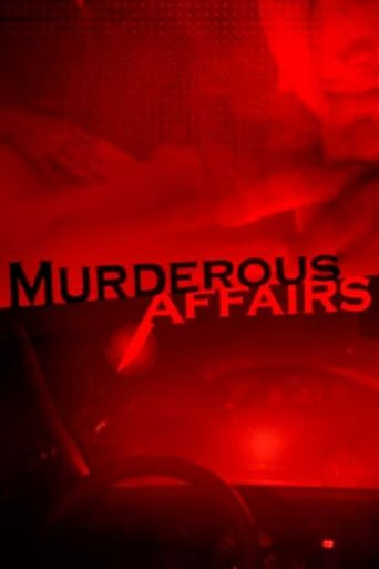 Murderous Affairs Poster
