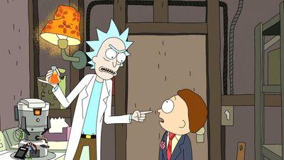 Season 01, Episode 06 Rick Potion #9