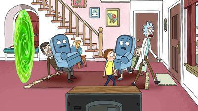 Season 01, Episode 10 Close Rick-Counters of the Rick Kind