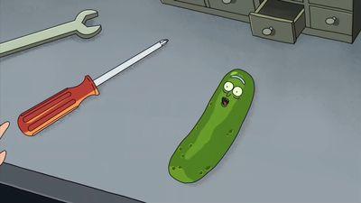 Season 03, Episode 03 Pickle Rick