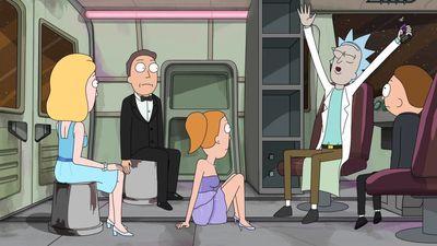 Season 02, Episode 10 The Wedding Squanchers