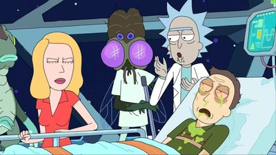 Season 02, Episode 08 Interdimensional Cable 2: Tempting Fate