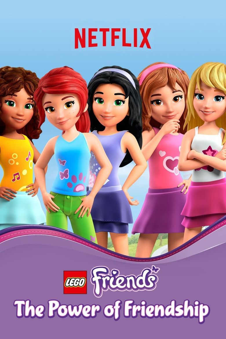 LEGO Friends: The Power of Friendship Poster